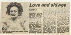ILea Contact, 21 November 1986