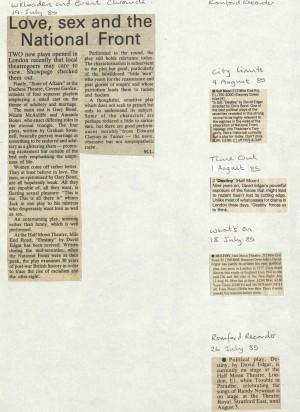 Various, July 1985