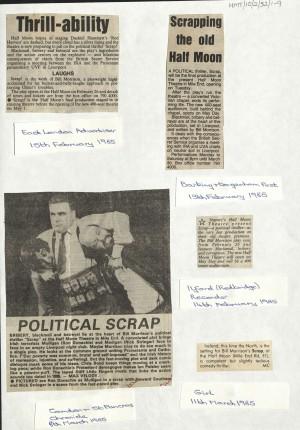 ELA, March 1985