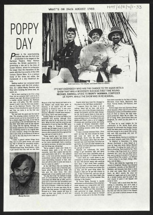 Whats On, 24 August 1988