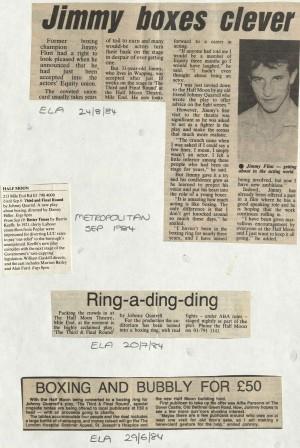 ELA, Metropolitan, 24 August 1984
