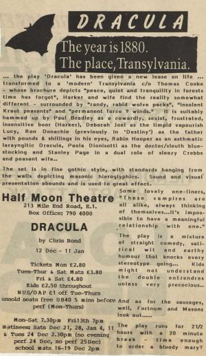 Spitafields News, December 1985