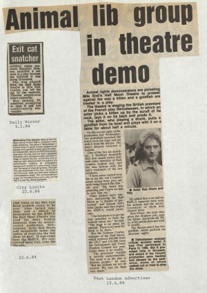 Delicatessen News Reviews - May 1985