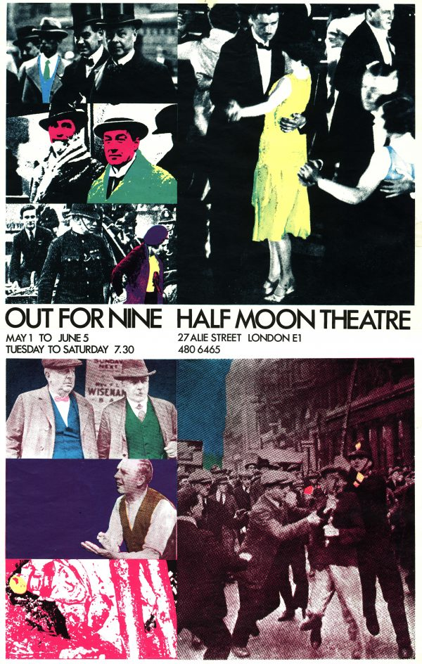 Out for Nine poster