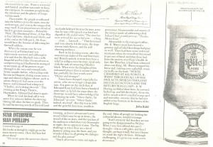 Pal Joey Interview with Sian Phillips - Theatre Goer, Feb-Mar 1981 (4)