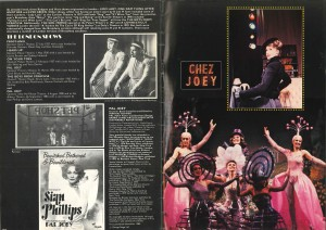 Pal Joey - St Martins Lane - 1980 (12)