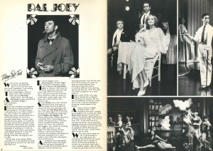 Pal Joey - St Martins Lane - 1980 (3)