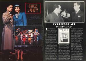 Pal Joey - St Martins Lane - 1980 (8)