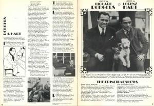 Pal Joey - St Martins Lane - 1980 (9)