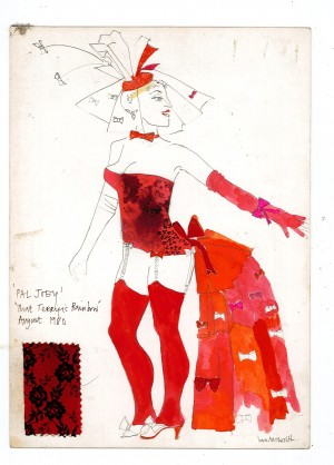 Pal Joey. Costume design Iona McLeish