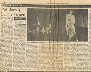 Observer Review, August 1980