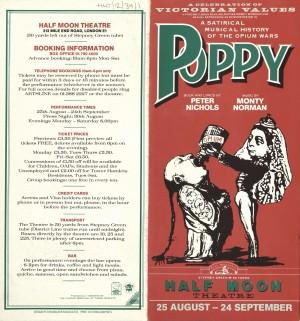 Poppy Flyer (1)