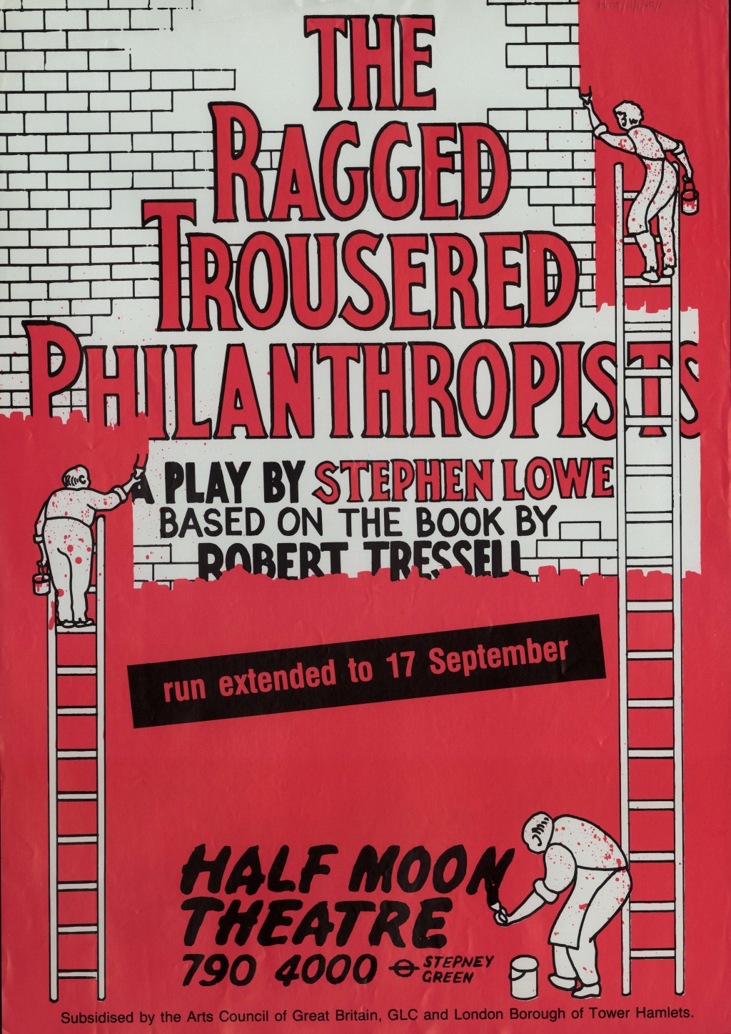 The Ragged Trousered Philanthropist Poster