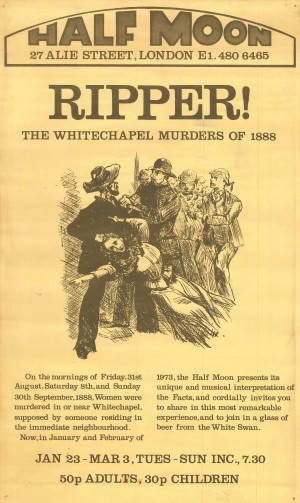 Ripper! Poster Image