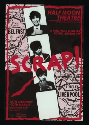 Scrap! Poster