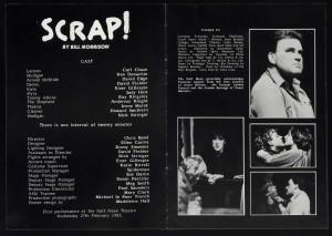 Scrap! Programme (2)