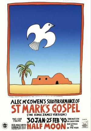 St Marks Gospel Poster