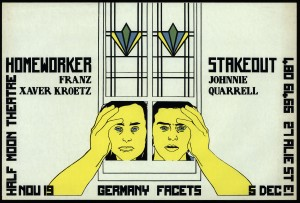 Stakeout/Homeworker - Poster