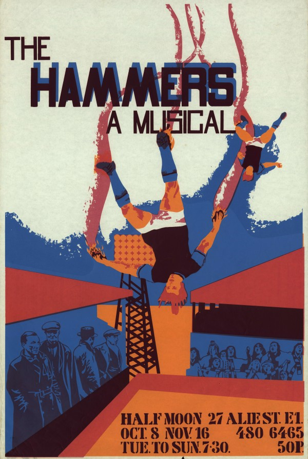The Hammers A Musical Poster