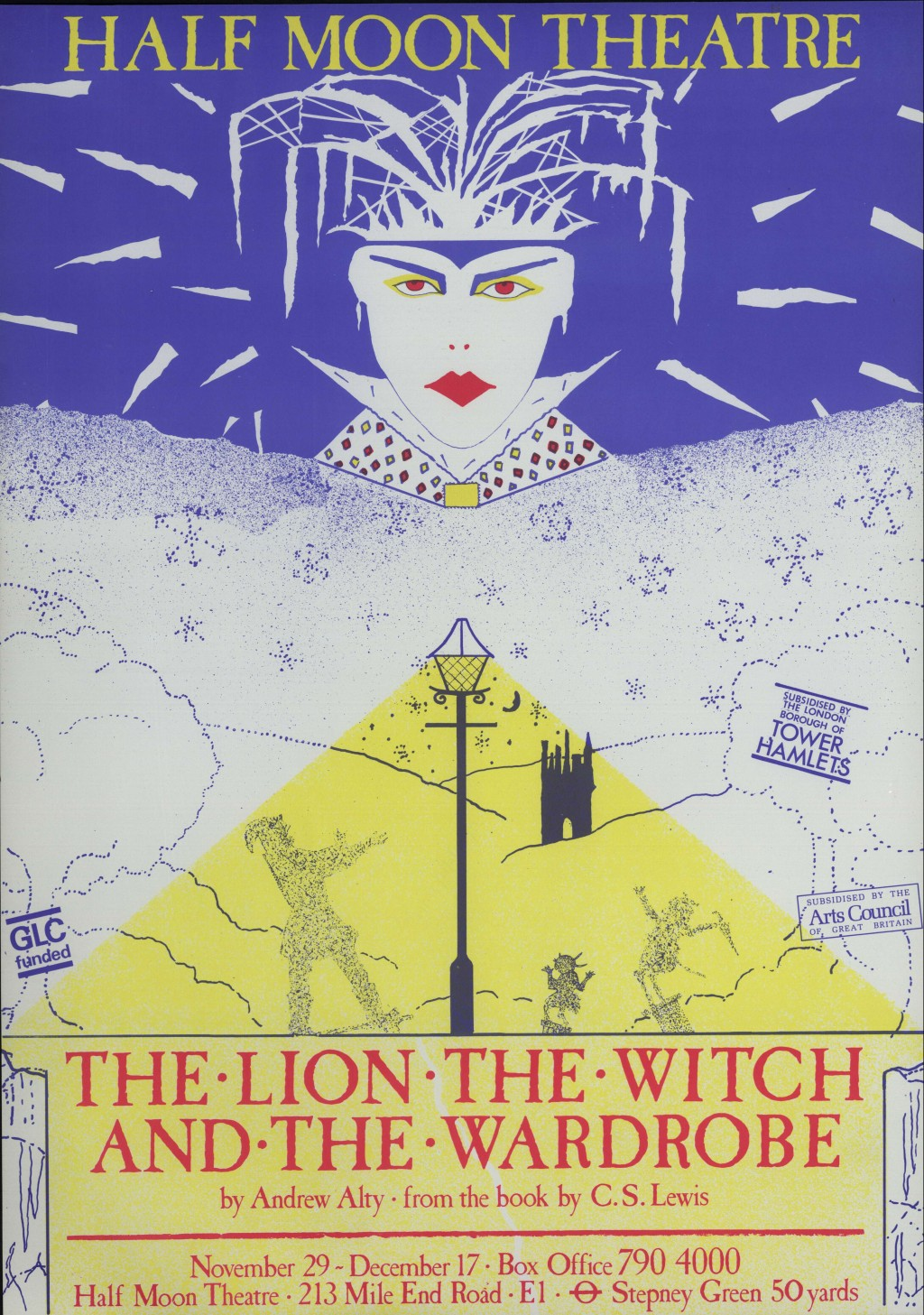 The Lion, The Witch... poster