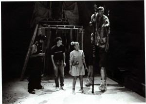 The Lion, The Witch and the Wardrobe. Photo by John Haynes.
