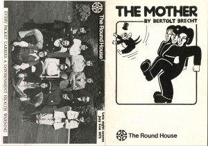 The Mother programme (tour to Round House, 2 July 1973) (1)