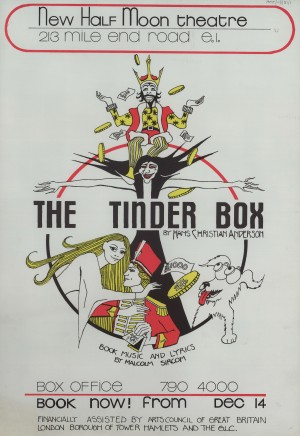 The Tinder Box Poster