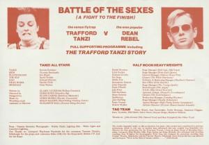 Trafford Tanzi Programme (2)