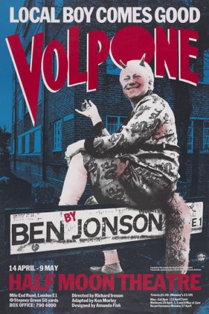 Volpone Poster