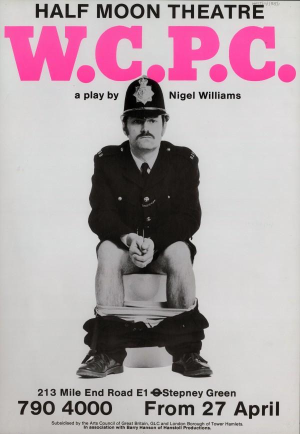 W.C.P.C poster
