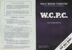W.C.P.C. programme