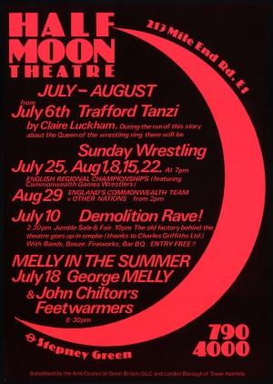 Trafford Tanzi - Poster