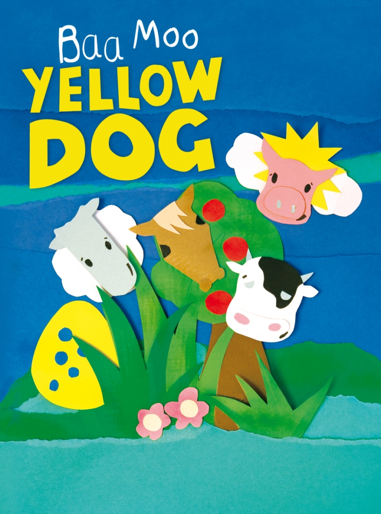 Baa Moo Yellow Dog Flyer Image