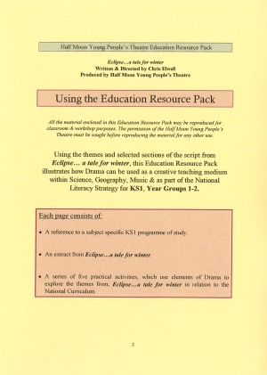 Education Pack by Vishni Velada Billson (3)