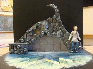 Moon and Genie, Set design (15)
