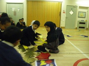 Olympic Maths - Kobi Nazrul Primary, Spring 2012