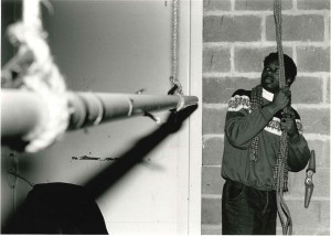 Technical Theatre Training 1988-1990, Photography by Amrando Atkinson