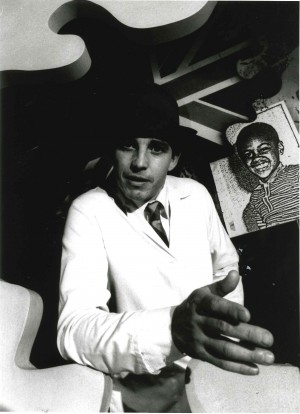 Roy, production photo (1)