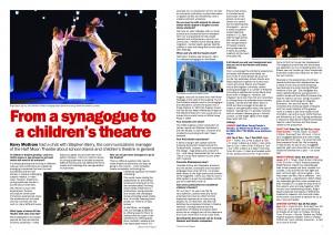 2017.01.31 - Childrens Theatre Magazine 1, Half Moon Theatre