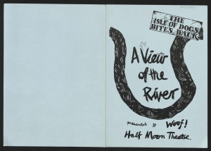 A View of the River small Programme (1)