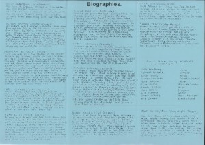 Bad City - Programme (inside1)
