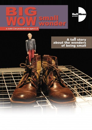 Big Wow Small Wonder flyer front