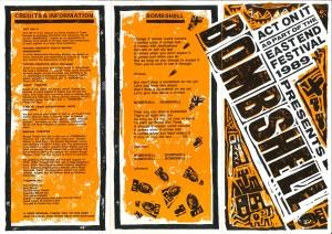 Bombshell programme (Cover)
