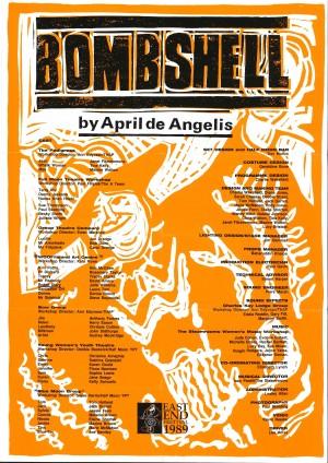 Bombshell programme (Inside)