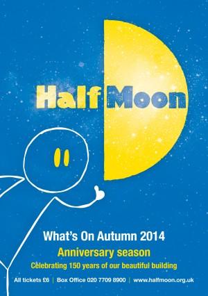 Half Moon autumn 2014 brochure cover
