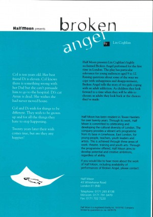 Broken Angel Flyer Image (2)