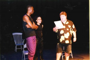 Can You Keep a Secret? Rehearsal photo (3)