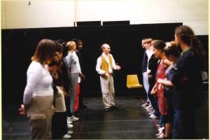 Can You Keep a Secret? Rehearsal photo (2)