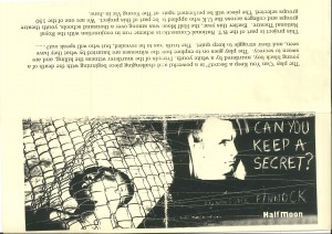 Can You Keep a Secret? Leaflet (1)