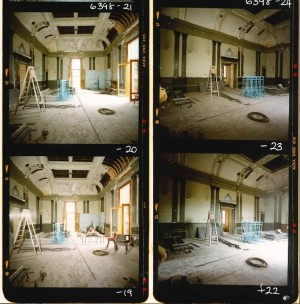 Contact Sheet - conversion of 43 White Horse Road